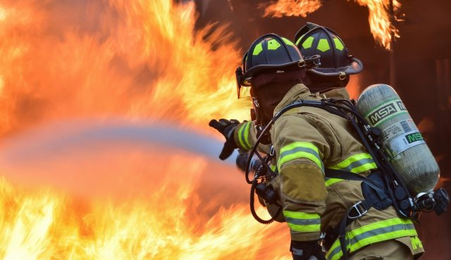 Insurance Settlement for Fire or Smoke Damage